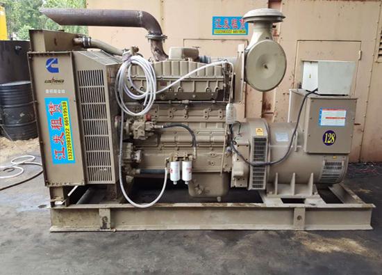 汽轮发电机系统主要设备